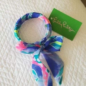 Lilly Pulitzer Wrapped Bangle